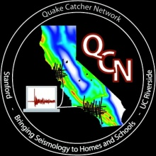 Quake-Catcher Network Seismic Monitoring logo